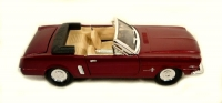 1965 Ford Mustang Convertible 1:34