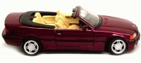 BMW 328i convertible 1:24th Scale