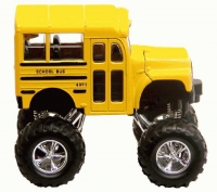 4 x 4  Short School Bus