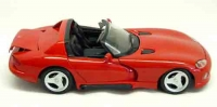 1997 Dode Viper RT/10 Convertible 1:24