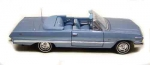 1963 Chevy Impala Convertible 1:24 Scale