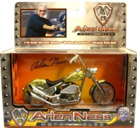 Arlen Ness Motorcycle 1:18th Scale