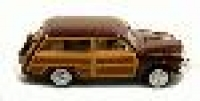 1949 Ford Woody Wagon 1:28 Scale
