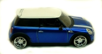 Mini Cooper 1:24th Scale