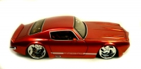 1970 Pontiac Firebird 1:24 Scale