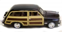 1949 Ford Woody Wagon 1:24th Scale