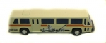 New York City Down Town Bus 1:43rd Scale
