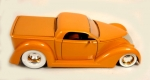1937 Ford PickupTruck Copped and Dropped 1:24th Scale