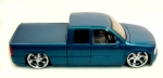 2002 Chevy Silverado Pickup Truck 1:24th Scale