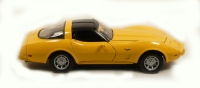 1979 Chevy Corvette  1:24th Scale