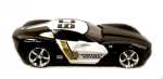 2009 Chevy Corvette Sting Ray Highway Patrol 1:24th Scale