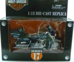 Harley Davidson Series 17-D 2002 FLHTCUI Peace Officer Special E