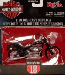 Harley Davidson Series 18-C FXSTB BAD BOY